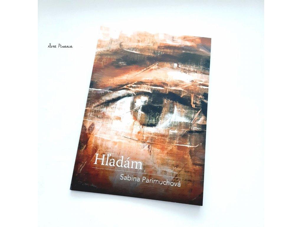 Zbierka básní Hľadám