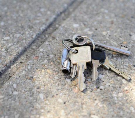Ztratil jsem klíč