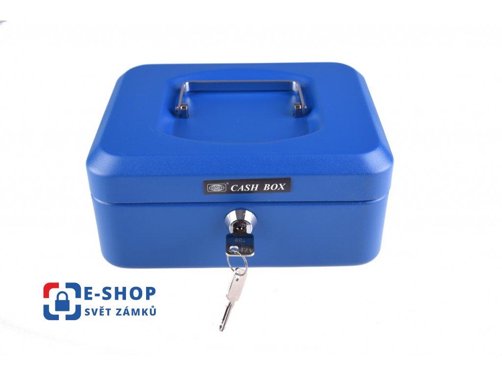 Příruční pokladna Cash box SR 4