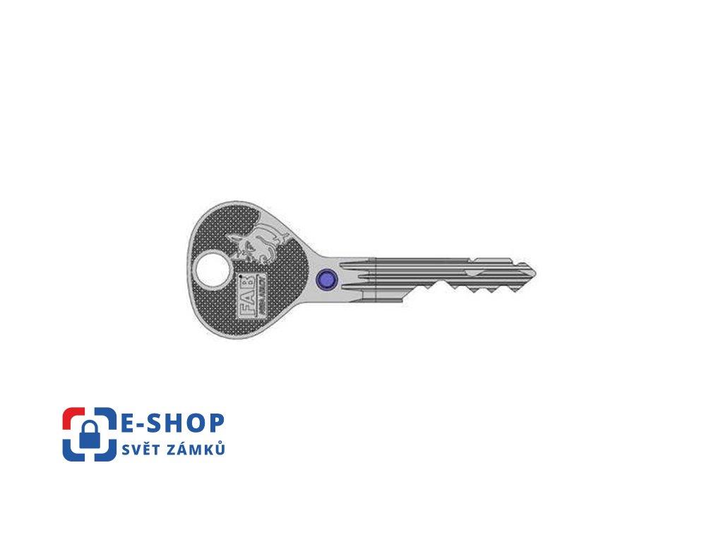 klíč FAB RSG