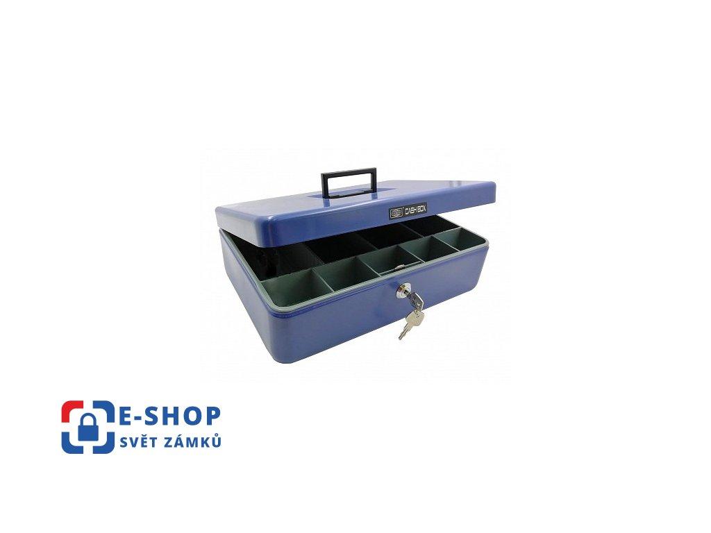 Příruční pokladna Cash box SR 6