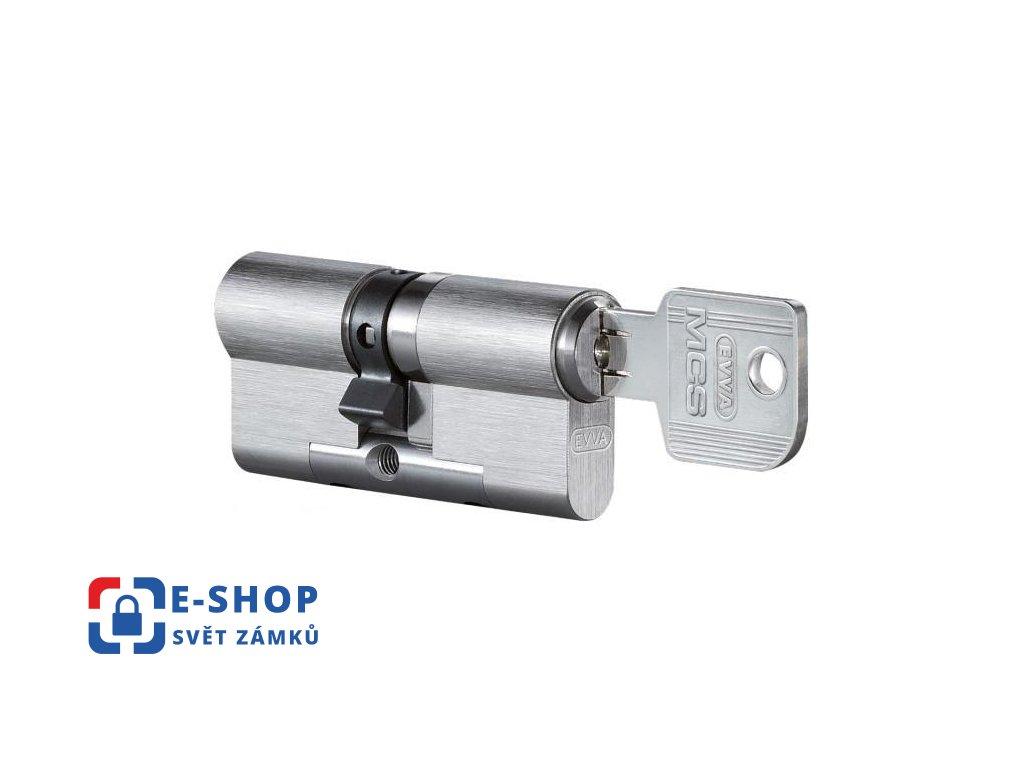 Cylindrická bezpečnostní vložka EVVA MCS