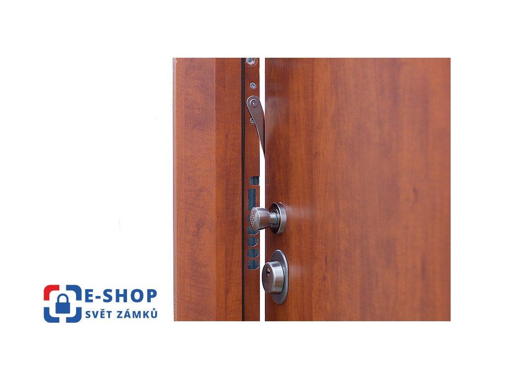 Omezovač otevírání HT dveře