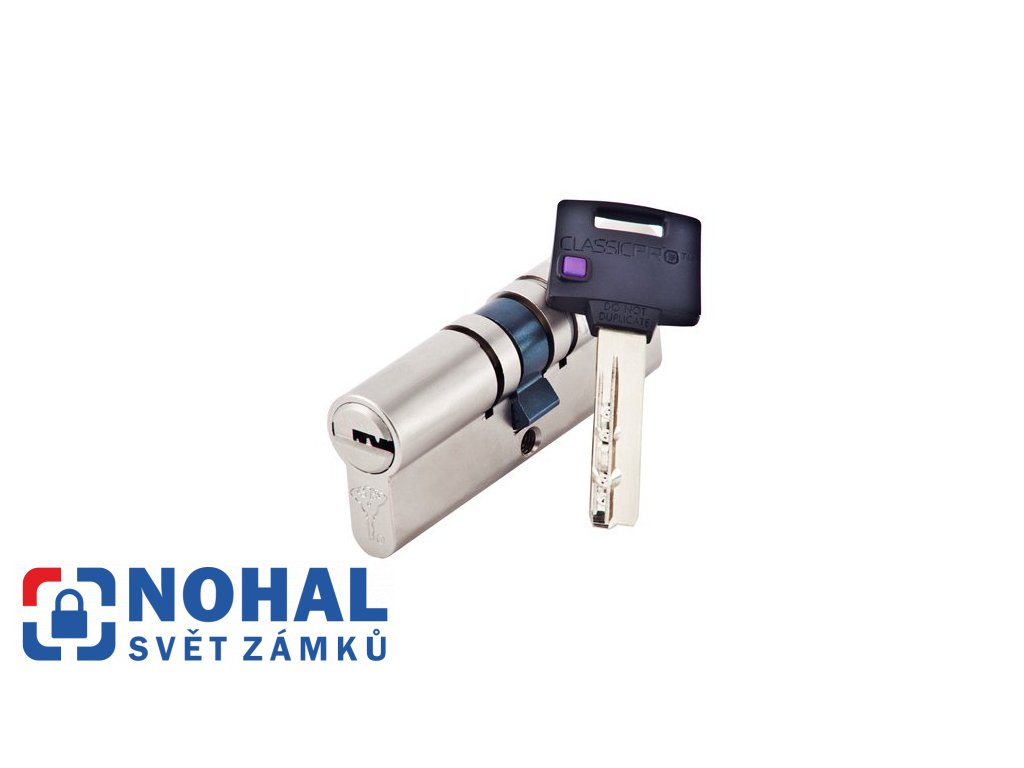 Cylindrická bezpečnostní vložka MUL-T-LOCK Classic PRO 27+35