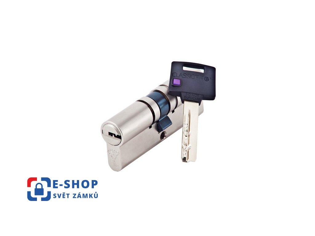 Cylindrická bezpečnostní vložka MUL-T-LOCK Classic PRO 45+60