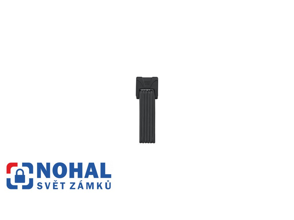 Zámek na kolo ABUS 6050/85 black BORDO Lite
