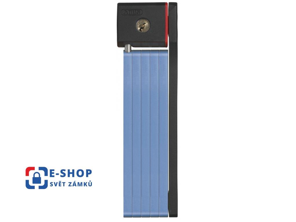 Zámek na kolo ABUS 5700/80 blue uGrip Bordo
