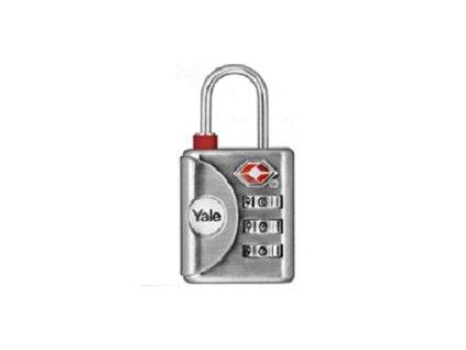 Visací TSA zámek YALE YTP1/32/119/1