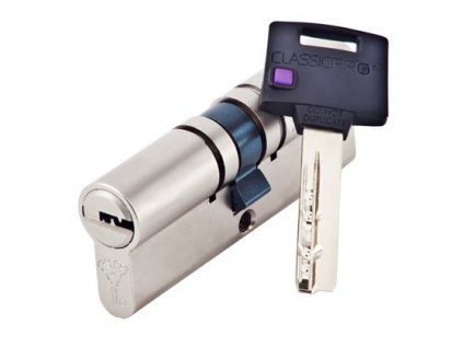 Cylindrická bezpečnostní vložka MUL-T-LOCK Classic PRO 27+27