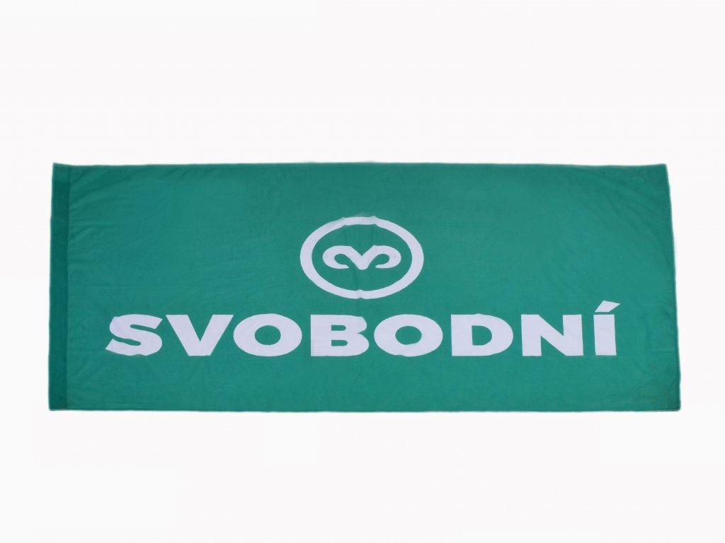 Vlajka zelená