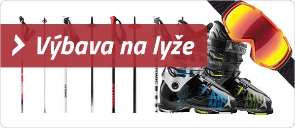 Vybavení na lyže