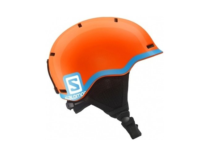 SALOMON GROM FLUO orange/blue