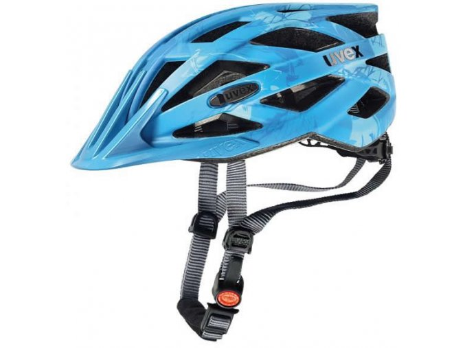 uvex helma i vo cc blue mat 1 v