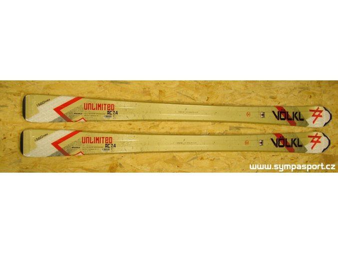 VOLKL UNLIMITED AC 7,4 11/12