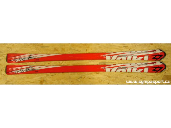 VOLKL TIGER R1 RED