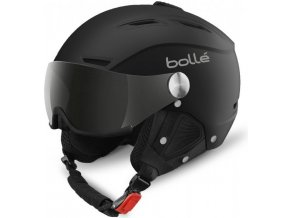 BOLLÉ BACKLINE VISOR soft black/silver