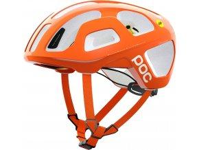 POC Octal MIPS Fluorescent Orange AVIP 2021