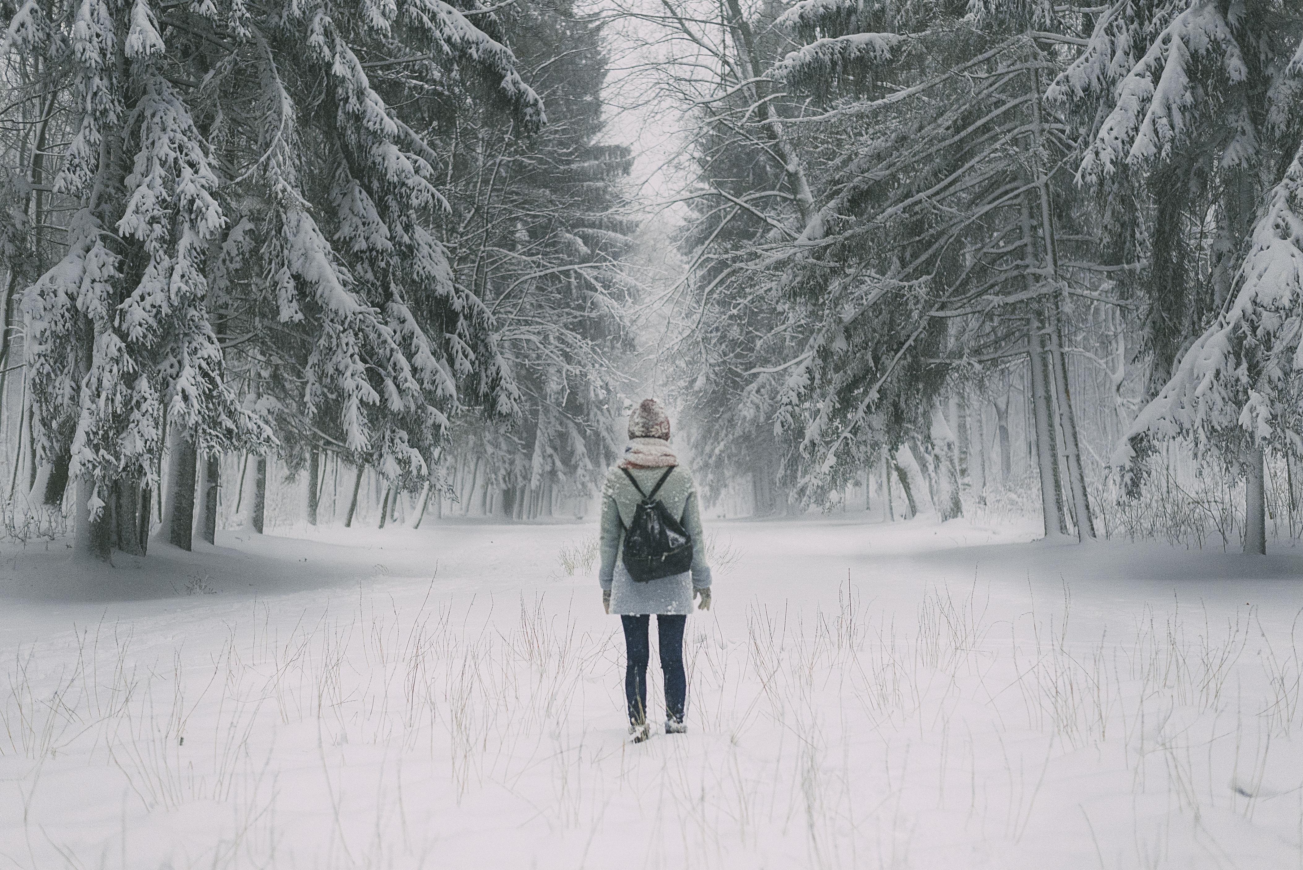 Péče o pleť a pokožku těla v zimě