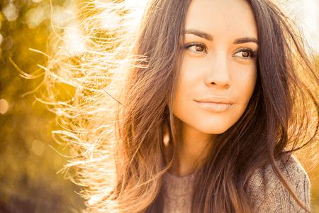 Co znamená podzim pro ženu?