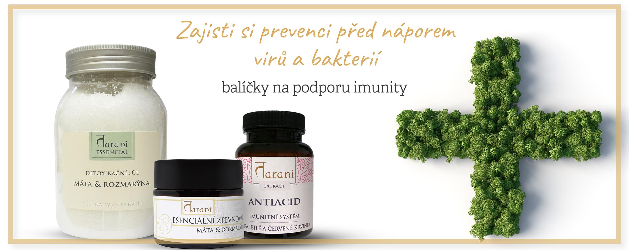 Imunita přírodní byliny podpora