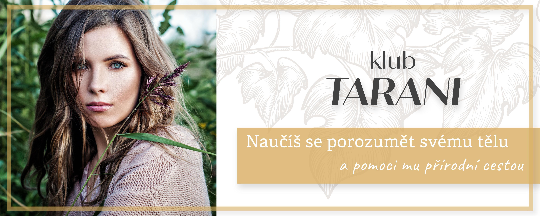 Klub tarani selva přírodní kosmetika zdraví