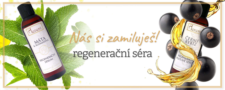 Regenerace pleť tělo přírodní olej sérum krása zdraví vrásky vypnutá