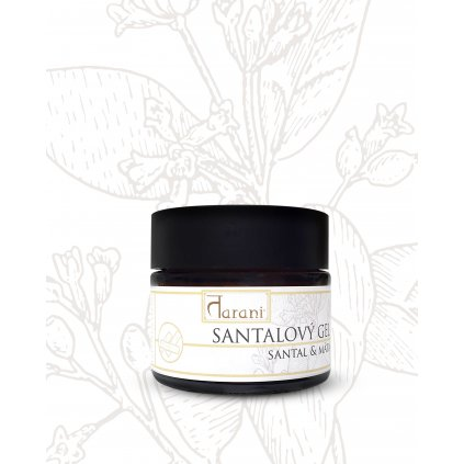 Santal gel 50g na web