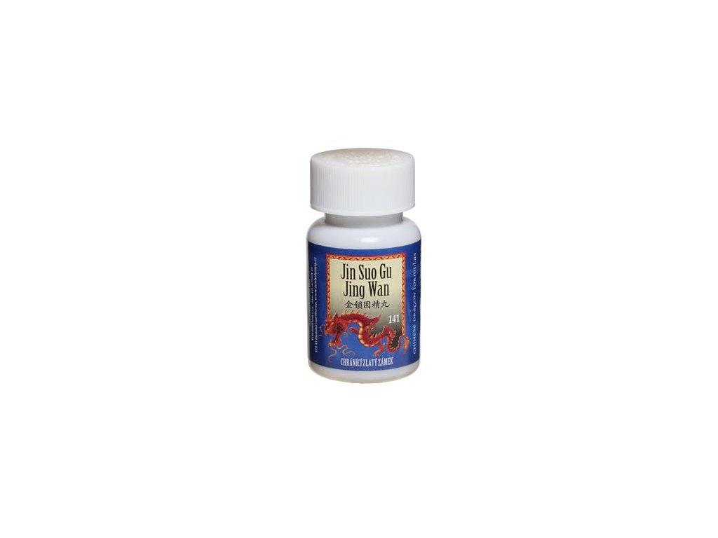 tradicni cinska medicina feng shui jin suo gu jing wan