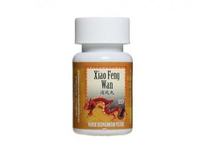 tradicni cinska medicina feng shui xiao feng wan