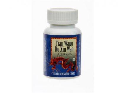 tradicni cinska medicina feng shui tian wang bu xin wan1