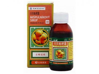 300 Tradiční čínská medicína a feng shui mišpulníkový sirup