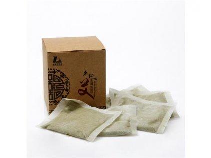 392 Tradiční čínská medicína a feng shui Pelyňková směs pro nožní masáže s jujubovým semínkem