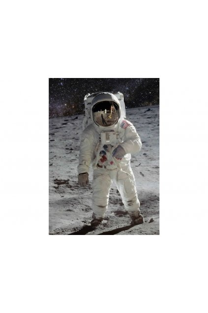 pohled mct09 man on the moon