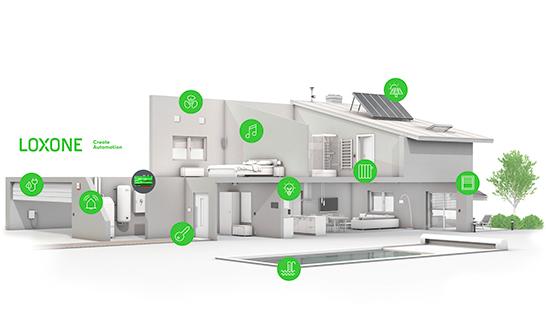 Realizace inteligentní elektroinstalace