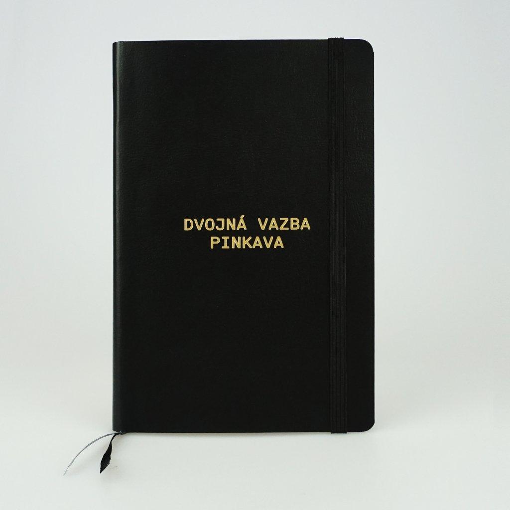 Zápisník Dvojná vazba