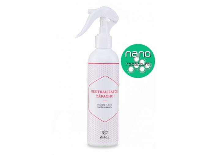 neutralizace zapachu terapie domova