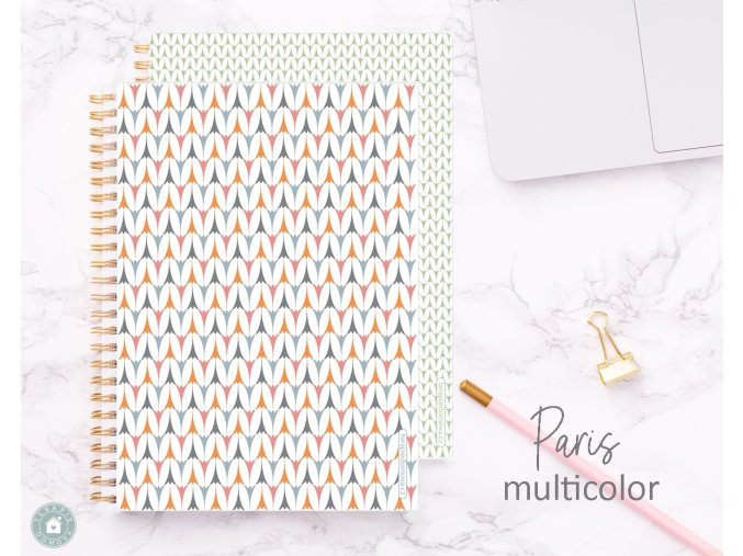 paris multicolor