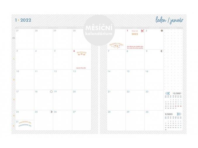 kalendarium mesic 2021 eshop