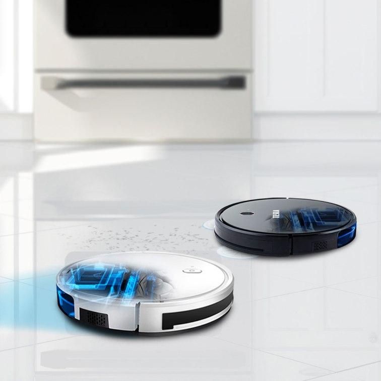 Akce: sleva 20% na inteligentní robotický vysavač TESLA RoboStar iQ300, který současně vysaje i vytře