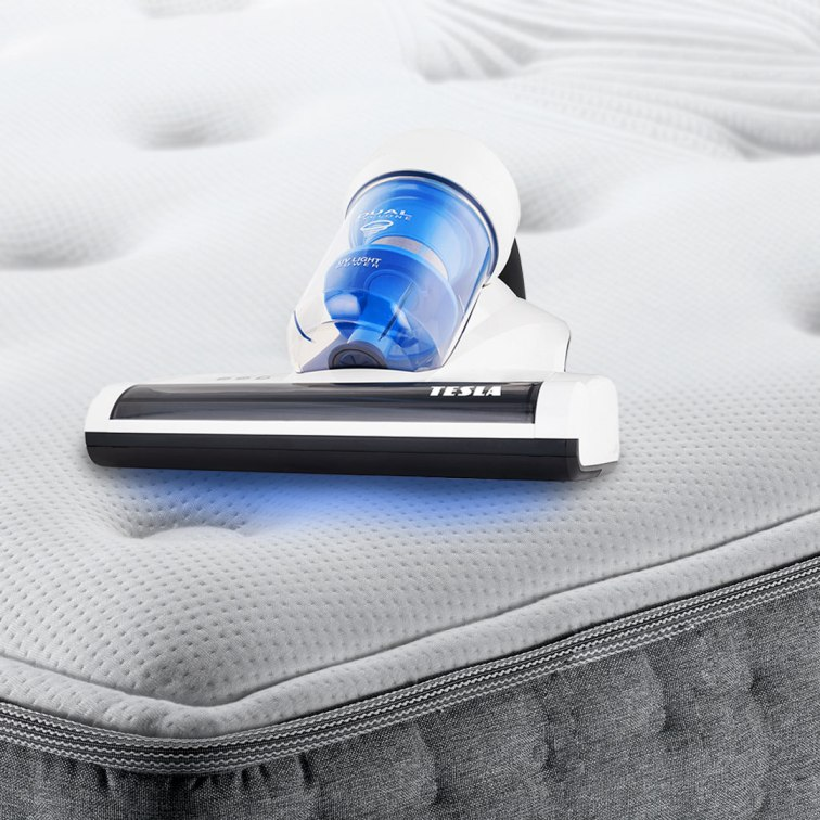 Novinka: ruční antibakteriální vysavač s UV-C lampou TESLA LifeStar UV550
