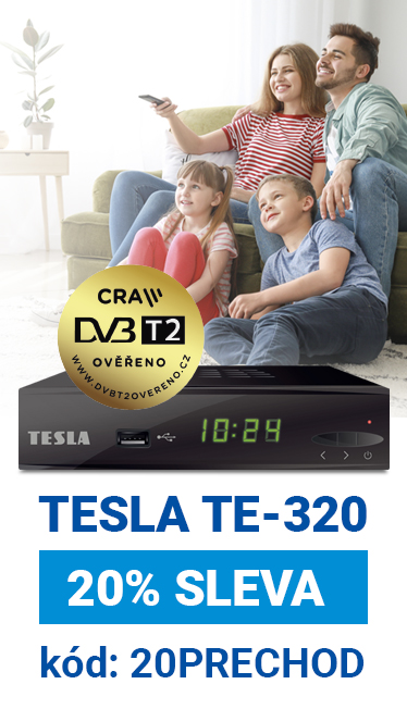 TESLA TE-320 - sleva 20%