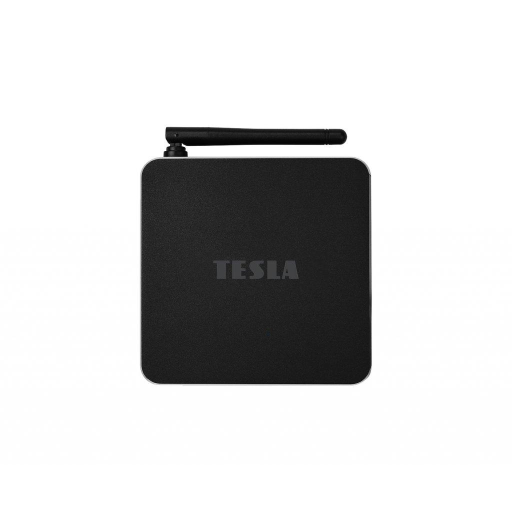 TESLA MediaBox QX8 Pro - 4K HDR multimediální přehrávač