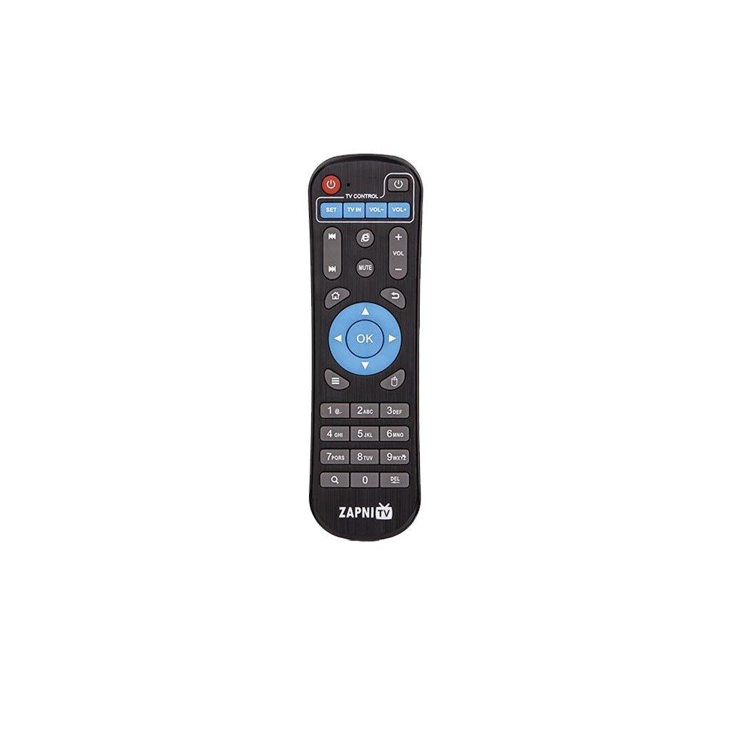 TESLA OTT MediaBox ZAPNI.TV - dálkové ovládání