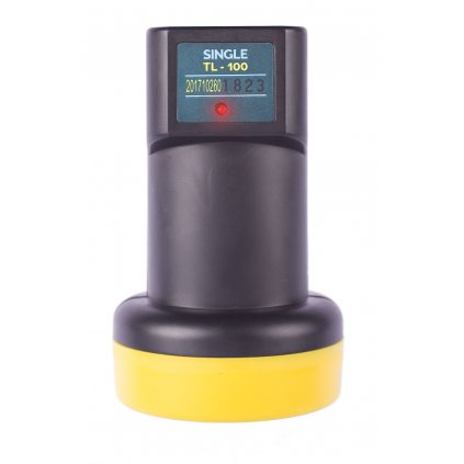 TESLA TL‒100 - single LNB konvertor s LTE filtrem