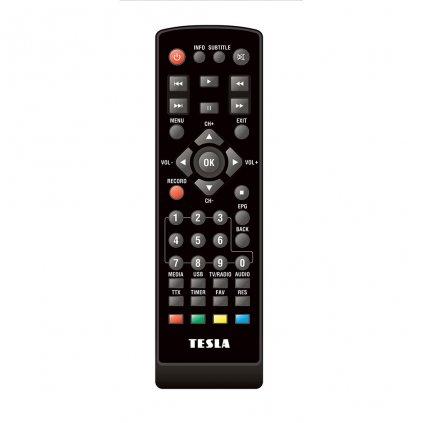 TESLA Vista T2, Duplex T2 - dálkové ovládání