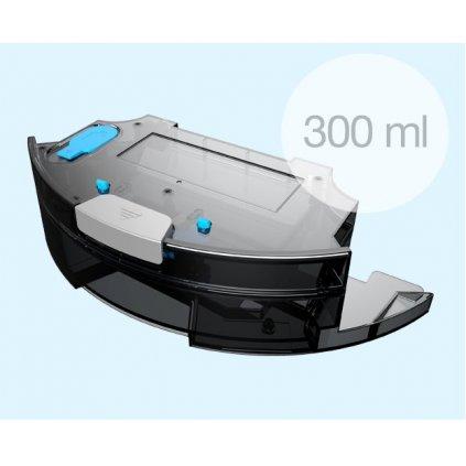 TESLA RoboStar T80 Pro - zásobník na vodu pro mokré mopování (300 ml)