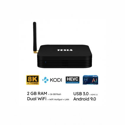 tesla mediabox x500 8k multimedia player b