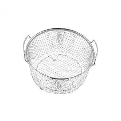 tesla aircook stainless steel basket