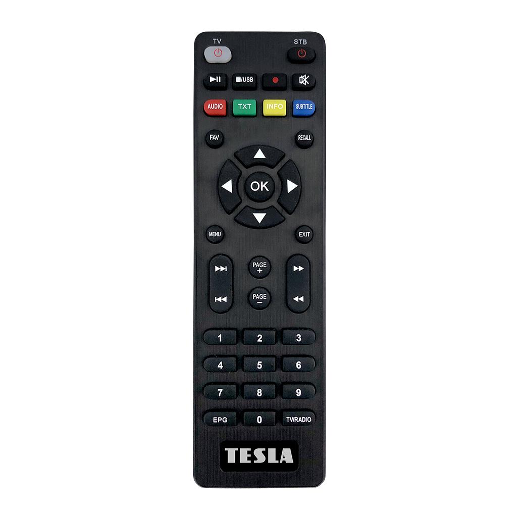 TESLA TE‒300/301/310 - dálkové ovládání