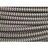 Kabel černo béžový CIKCAK 3 x 0,75mm